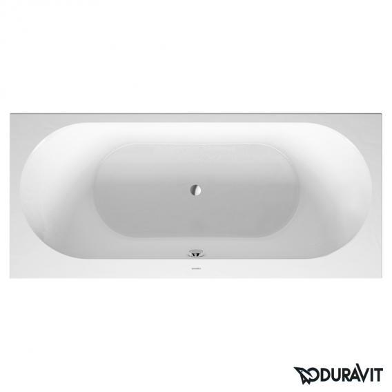 Duravit Darling New Rechteck-Badewanne, Einbauversion oder Wannenverkleidung