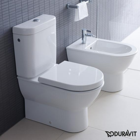 Duravit Darling New Spülkasten Li/Re/Mitte weiß