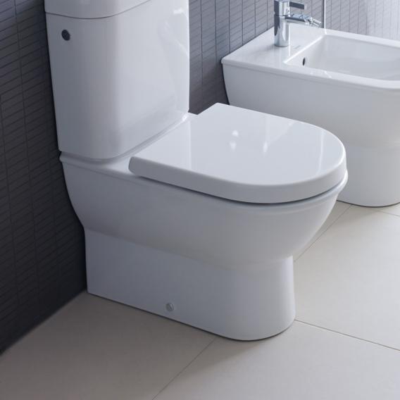 Duravit Darling New Stand-Tiefspül-WC für Kombination weiß, mit WonderGliss