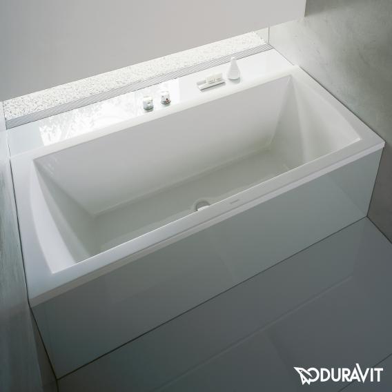Duravit Daro Rechteck-Badewanne, Einbauversion