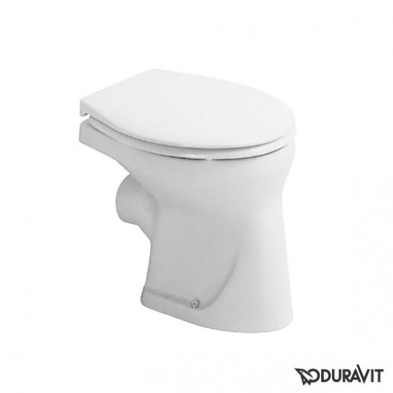 Duravit Duraplus Kinder-Stand-Flachspül-WC Bambi weiß