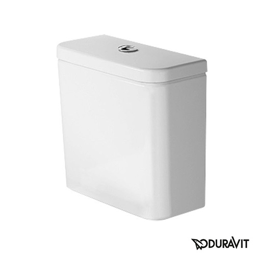 Duravit DuraStyle Basic Spülkasten weiß, mit WonderGliss