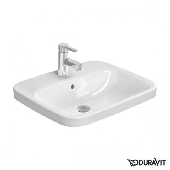 Duravit DuraStyle Einbauwaschtisch weiß