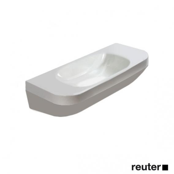 Duravit DuraStyle Handwaschbecken weiß, ohne Hahnloch
