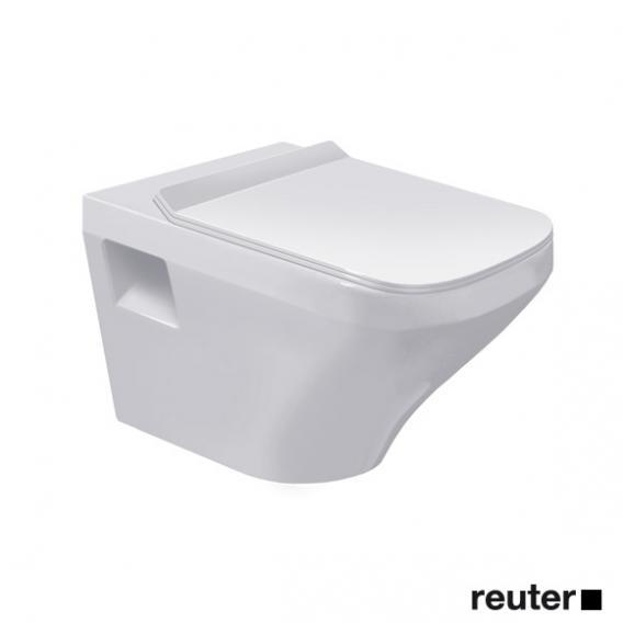 Duravit DuraStyle Wand-Flachspül-WC weiß
