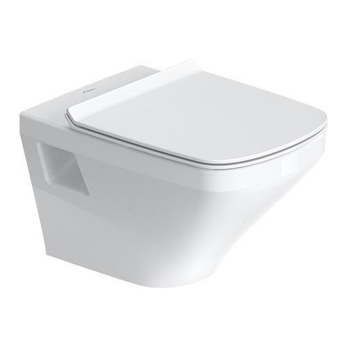 Duravit DuraStyle Wand-Tiefspül-WC ohne Spülrand, weiß
