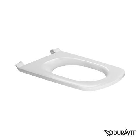Duravit DuraStyle WC-Sitzring Vital, verlängerte Ausführung