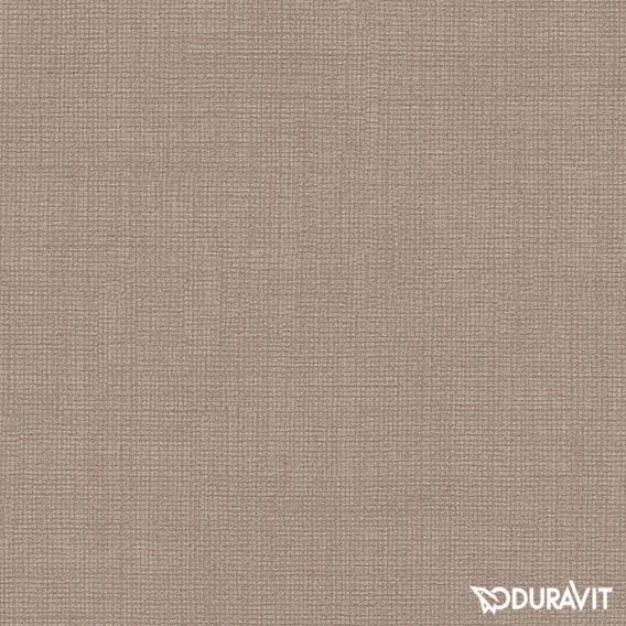 Duravit Happy D.2 Halbhochschrank mit 1 Tür Front leinen / Korpus leinen