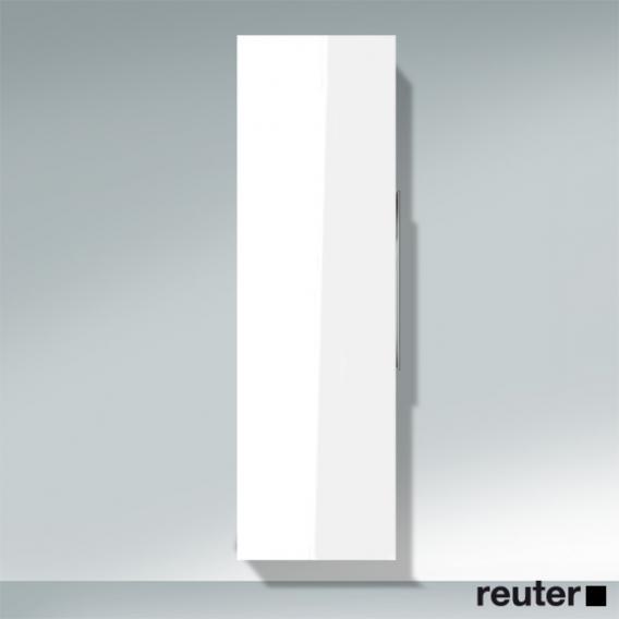 Duravit Happy D.2 Hochschrank Front weiß hochglanz / Korpus weiß hochglanz