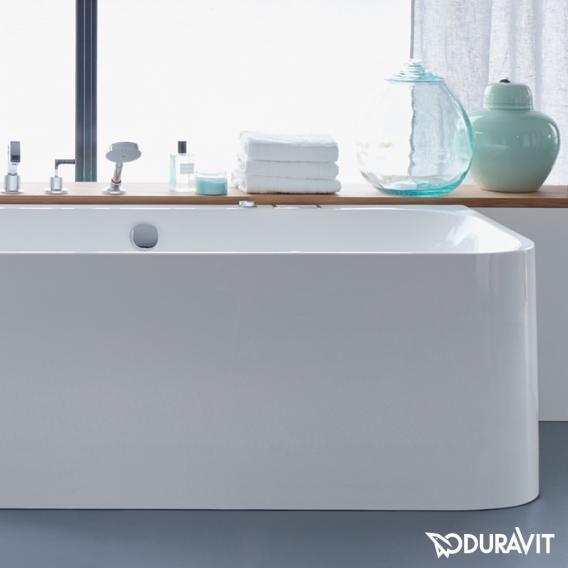 Duravit Happy D.2 Raumspar-Badewanne mit Verkleidung