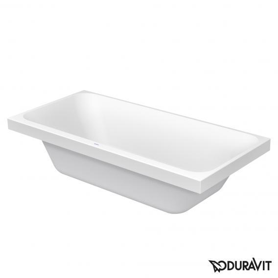Duravit Happy D.2 Rechteck-Badewanne, Einbauversion