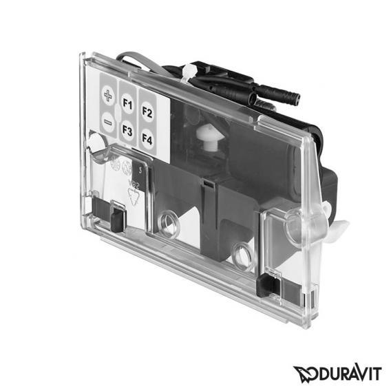 Duravit Hygienespülung, Batteriebetrieb, für DuraSystem WC-Element