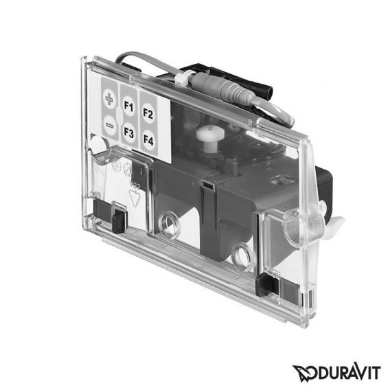 Duravit Hygienespülung, Netzbetrieb, für DuraSystem WC-Element
