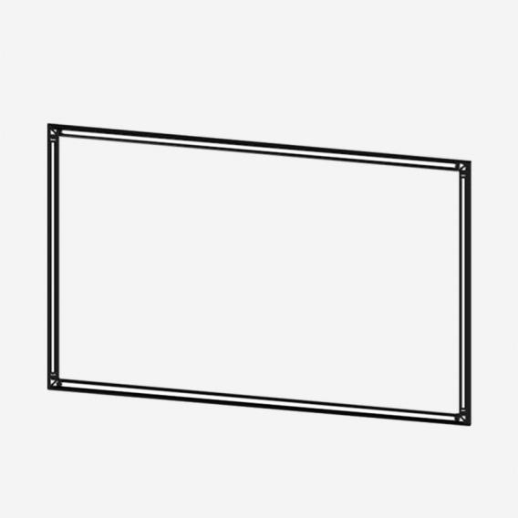 Duravit LED-Einbaurahmen für L-Cube Spiegelschrank