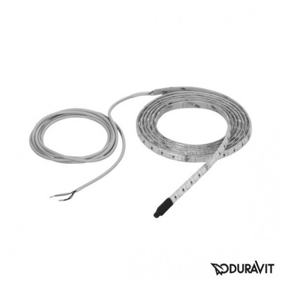 Duravit Darling New LED-Weißlicht unter dem Wannenrand für #700238-700245