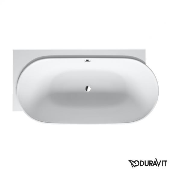 Duravit Luv Badewanne mit Verkleidung ohne Wannenrandbohrung
