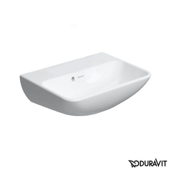 Duravit ME by Starck Handwaschbecken weiß, mit WonderGliss, ohne Hahnloch