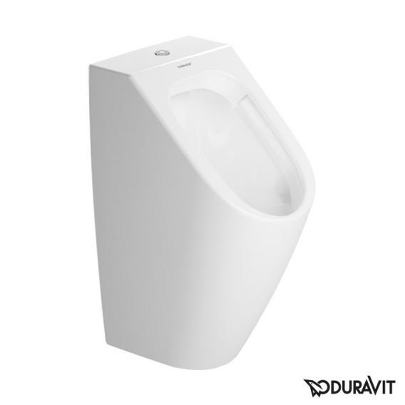 Duravit ME by Starck Urinal, rimless weiß ohne Fliege mit HygieneGlaze