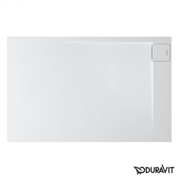 Duravit P3 Comforts Rechteck-Duschwanne, Ecke rechts