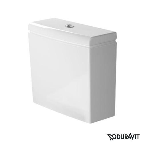 Duravit P3 Comforts Spülkasten weiß mit WonderGliss