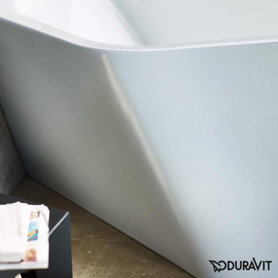 Duravit Paiova 5 Eck-Badewanne mit Verkleidung, Eckeinbau rechts