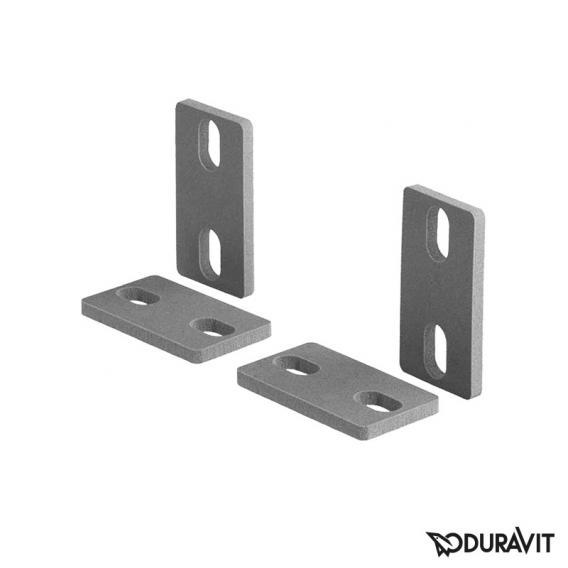 Duravit Schallschutzset für Einzelmontage, für DuraSystem Vorwandelemente