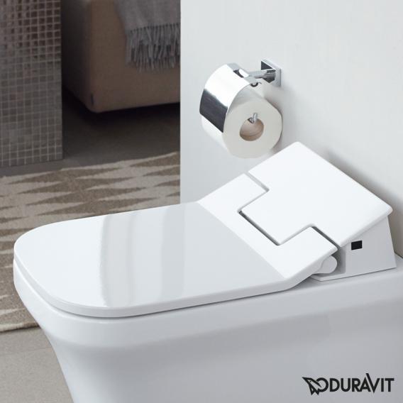 Duravit SensoWash® Slim für DuraStyle Dusch WC-Sitz