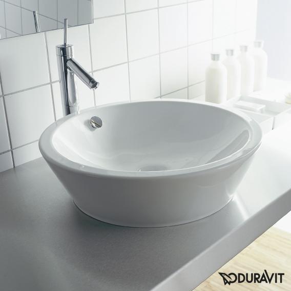 Duravit Starck 1 Aufsatzbecken weiß