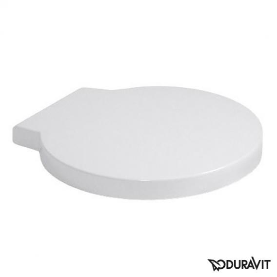 Duravit Starck 1 WC-Sitz mit Absenkautomatik soft-close