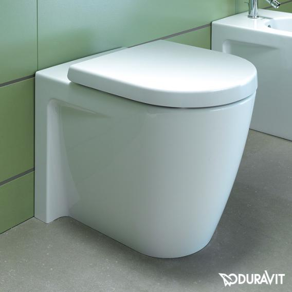 Duravit Starck 2 Stand-Tiefspül-WC weiß