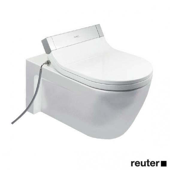 Duravit Starck 2 Wand-Tiefspül-WC weiß
