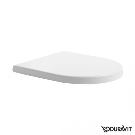 Duravit Starck 3 WC-Sitz Big Toilet mit Absenkautomatik soft-close