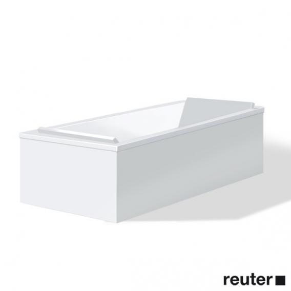 Duravit Starck Möbelverkleidung für Bade-/Whirlwanne, Vorwandversion weiß