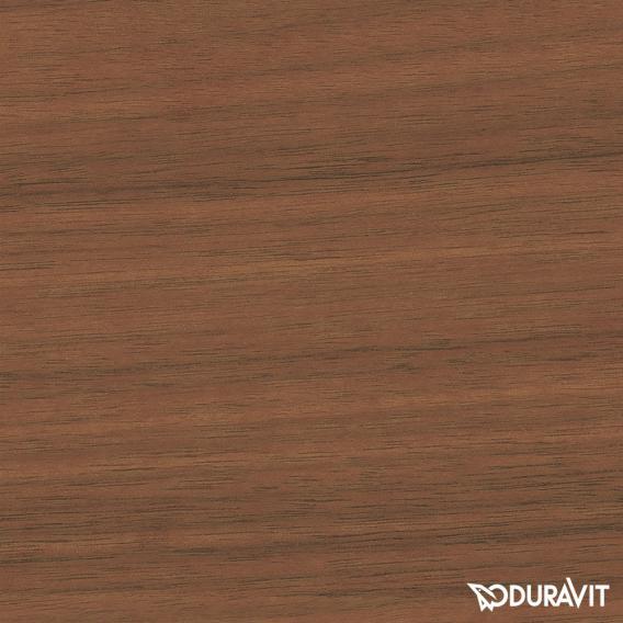 Duravit Starck Waschtischunterschrank amerikanischer Nussbaum