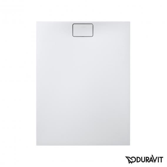 Duravit Stonetto Rechteck-Duschwanne weiß