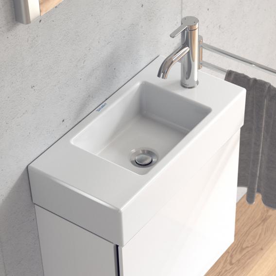 Duravit Vero Air Handwaschbecken weiß, mit WonderGliss, mit 1 Hahnloch