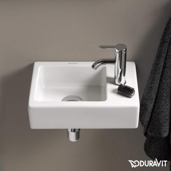 Duravit Vero Air Möbelhandwaschbecken weiß, mit WonderGliss