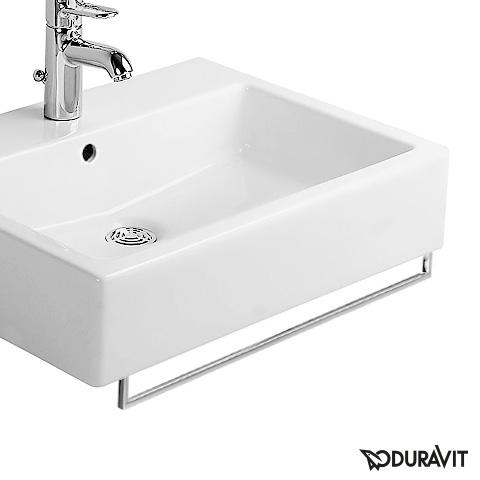 Duravit Vero Handtuchhalter Fur Waschtische 60 Cm 0030371000 Reuter