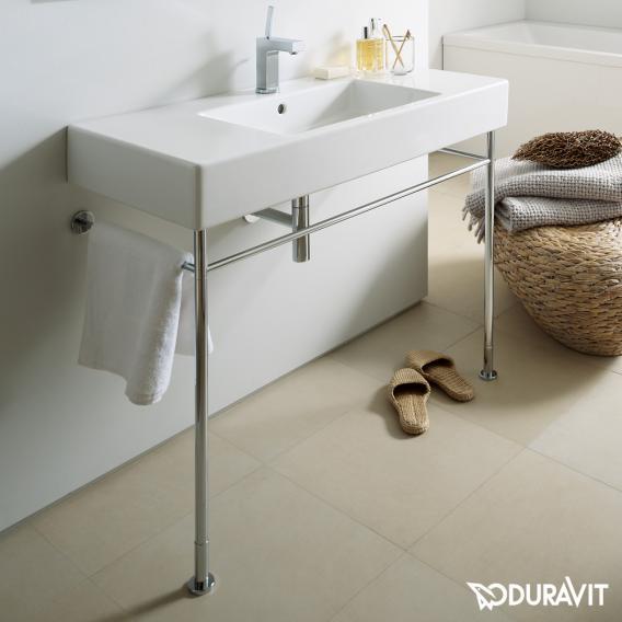 Duravit Vero Metallkonsole für Waschtische 125 cm