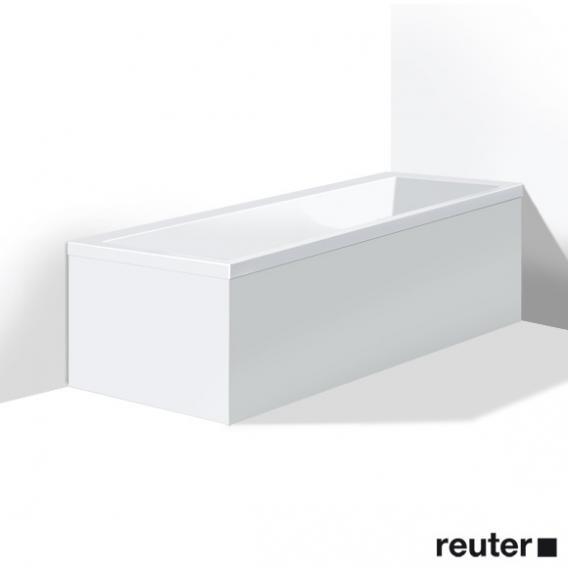 Duravit Vero Möbelverkleidung für Bade-/Whirlwanne, Ecke rechts weiß