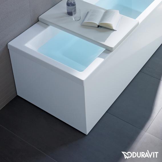 Duravit Vero Möbelverkleidung für Bade-/Whirlwanne, Vorwandversion weiß