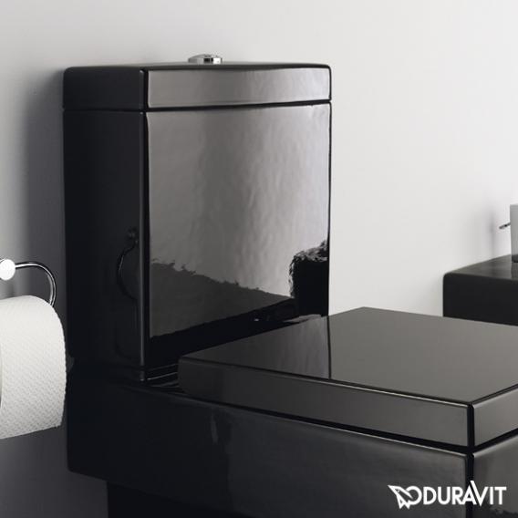 Duravit Vero Spülkasten schwarz, für Anschluss links, rechts und Mitte