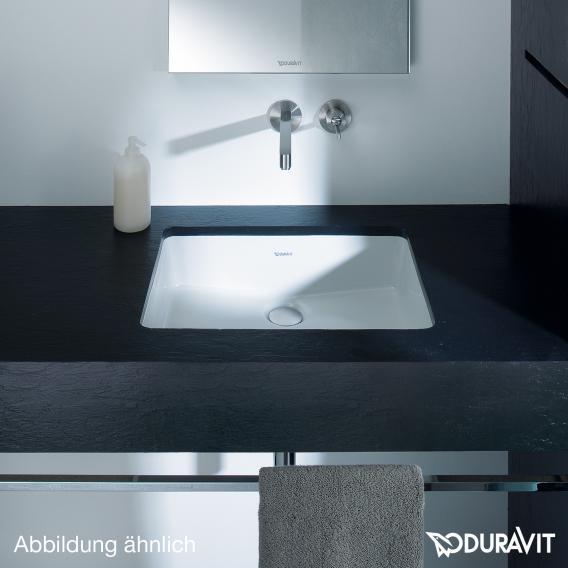 Duravit Vero Unterbauwaschtisch, f-bonded mit Sonderschliff für Duravit Möbel weiß