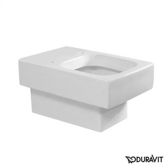 Duravit Vero Wand-Tiefspül-WC weiß, mit WonderGliss