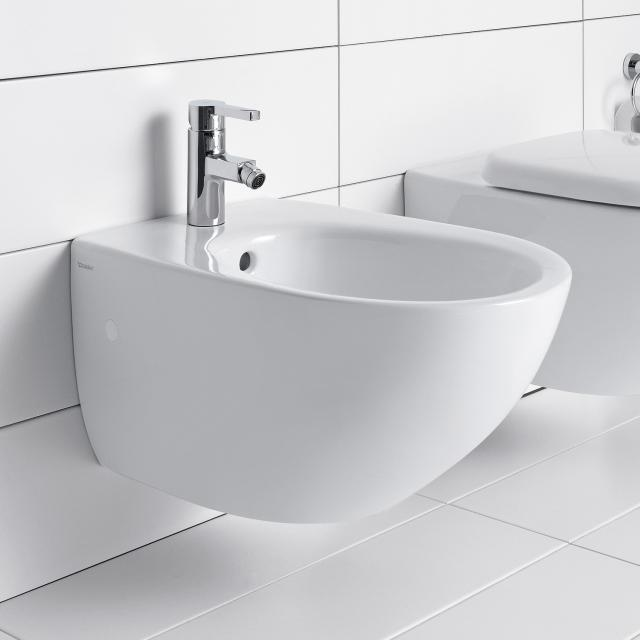 Duravit Architec Wand-Bidet weiß