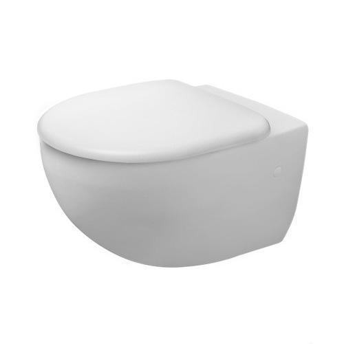 Duravit Architec Wand-Tiefspül-WC mit Spülrand, weiß