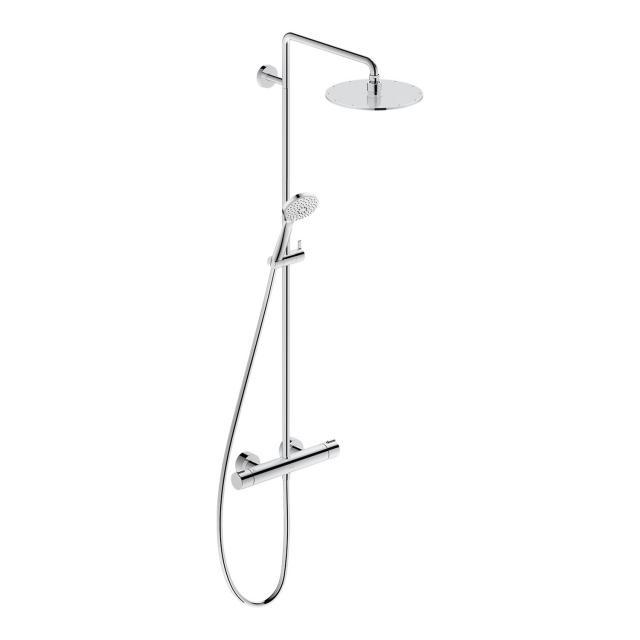 Duravit C.1 Shower System mit Brausethermostat chrom