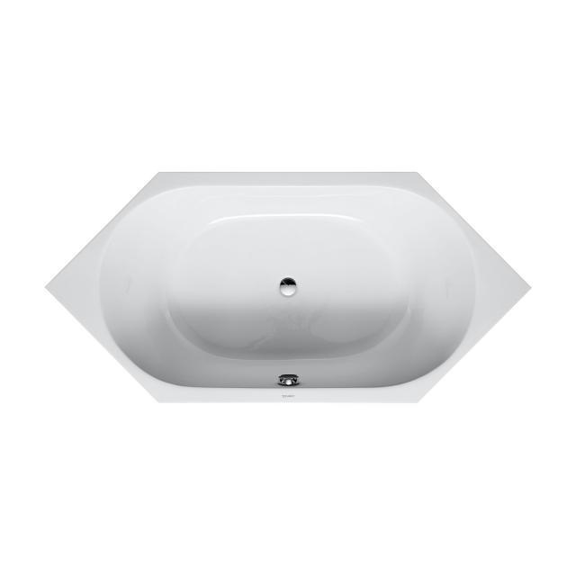 Duravit D-Code Sechseck-Badewanne, Einbau