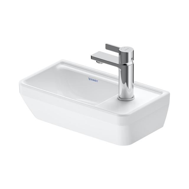 Duravit D-Neo Handwaschbecken weiß, mit WonderGliss