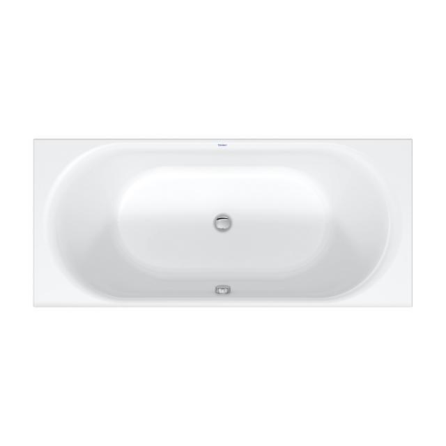 Duravit D-Neo Rechteck-Badewanne, Einbau